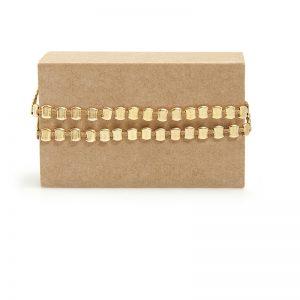 "Stops Gold Double -  - Δύο σειρές Stops all over!! Μικρές ασημένιες μπιλίτσες που έχουν ""πατηθεί"" στο χέρι μία προς μία για να συνθέσουν αυτό το ιδιαίτερο αλλά και καθημερινό βραχιόλι. Φορέστε το μόνο του αλλά και πολλές σειρές μαζί. Mε κούμπωμα. Υλικό: Ασημένιο επιχρυσωμένο 925 με μπέζ κορδονάκι"