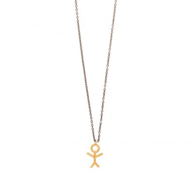 Boy necklace -  -