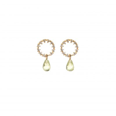 Wearth earrings -  -