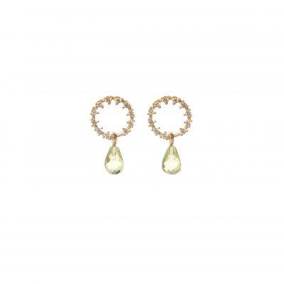 Wearth earrings -  -