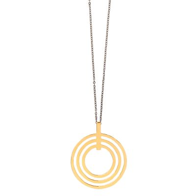 Lucky Circles necklace -  -
