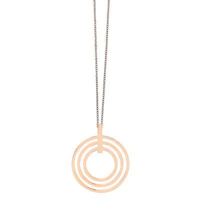 Lucky Circles necklace -  -