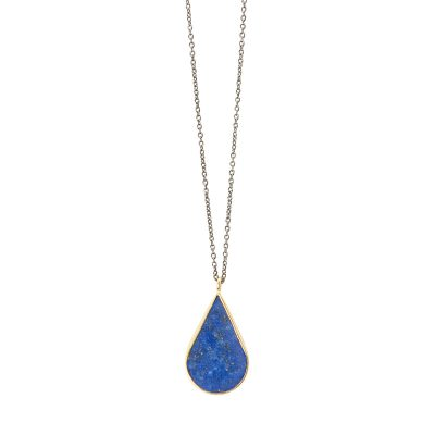 Deep Blue necklace -  -