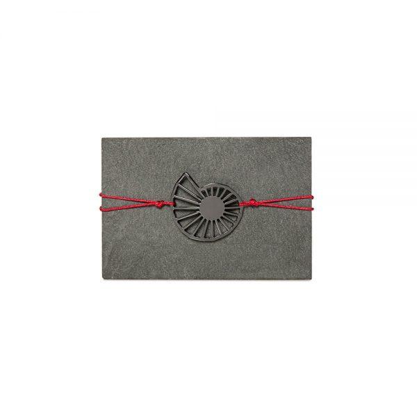 Lucky Charm Bracelet «Speira» Black -  -
