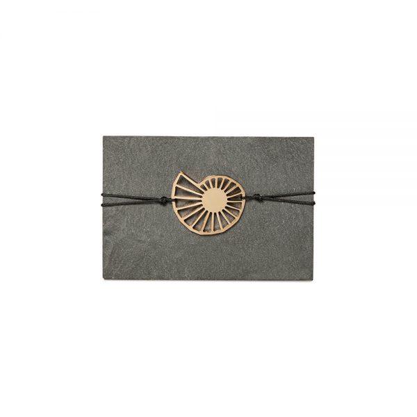 Lucky Charm Bracelet «Speira» Gold -  -