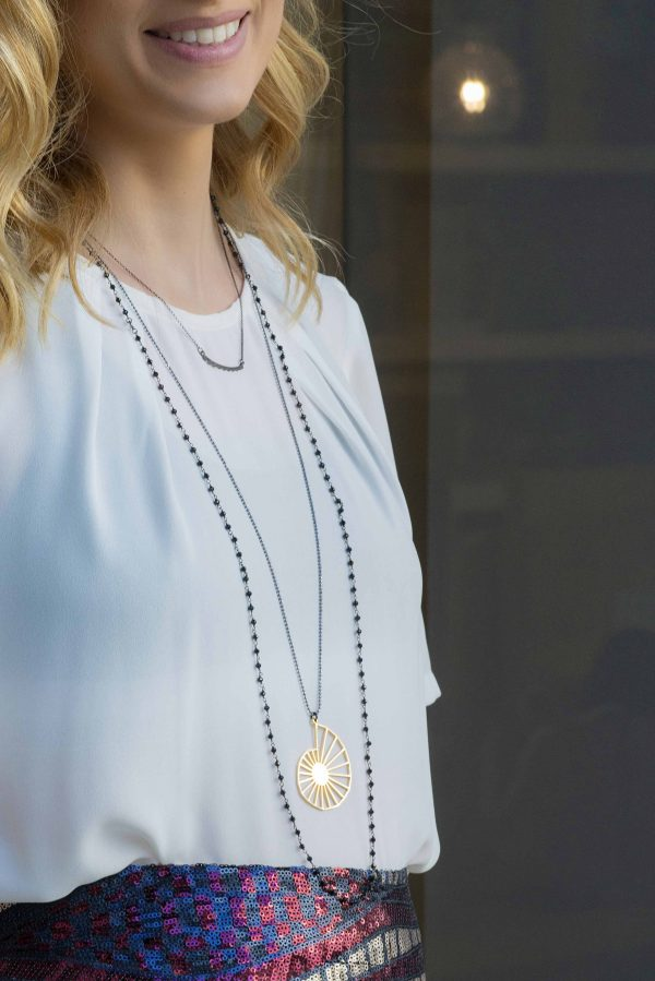Lucky Charm Necklace «Speira» -  -