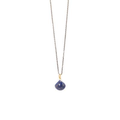 Lapis Necklace -  -