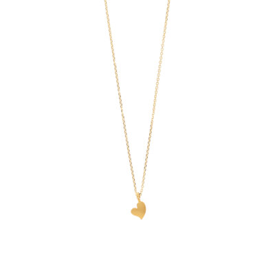 Tiny Love Necklace -  -