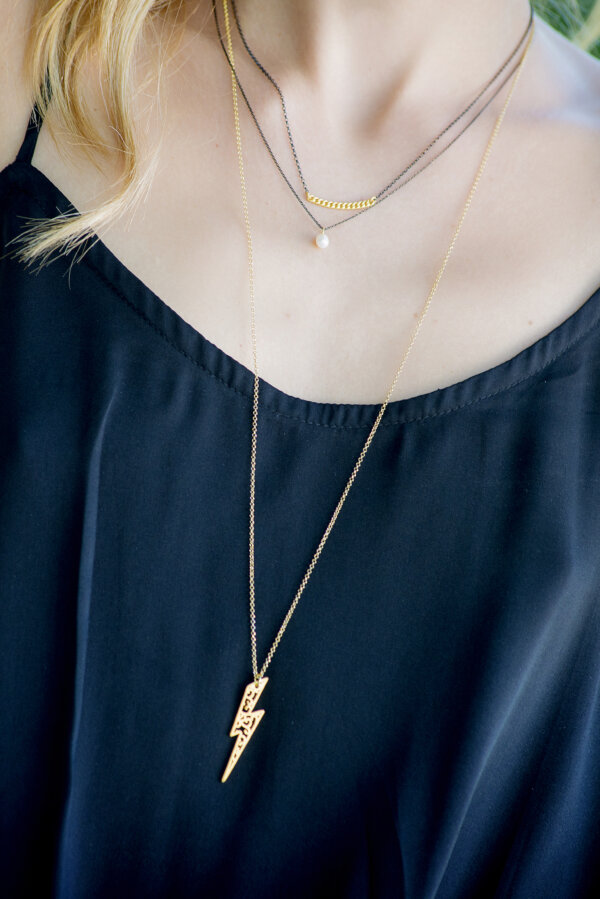 Electric Necklace -  -