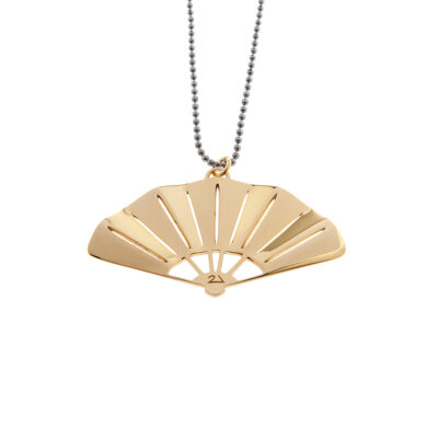 Ventalia Necklace Gold -  -