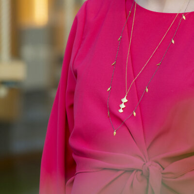 Daphne Necklace -  -
