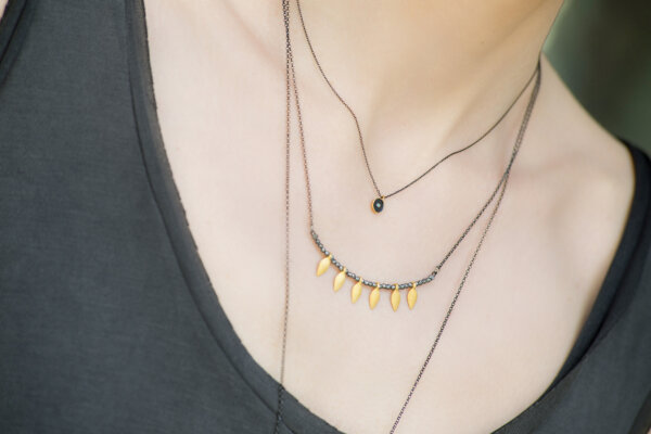 Wildflowers Necklace -  -