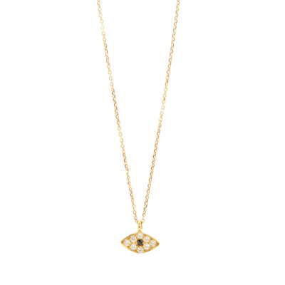 Glitter Me Necklace -  -