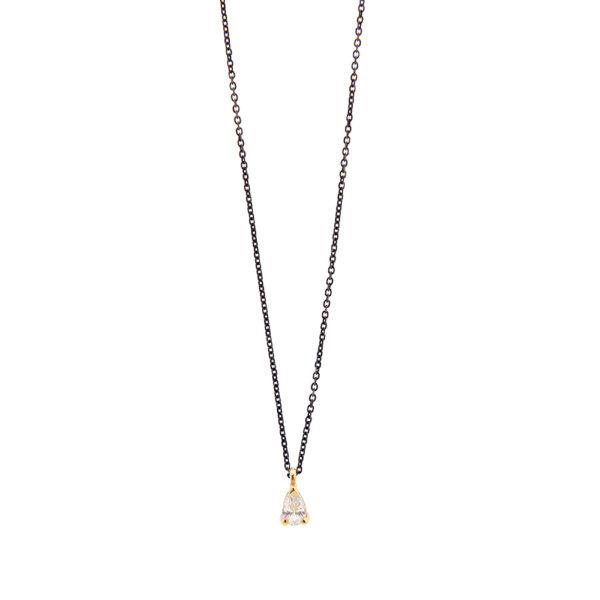 Kiss Me Necklace -  -