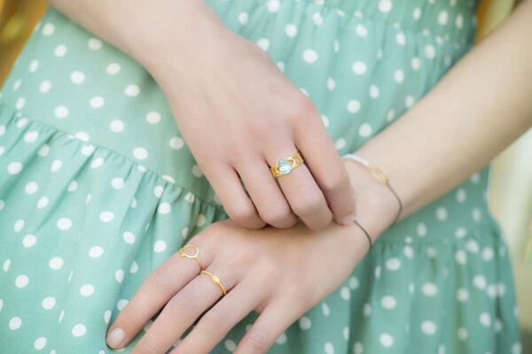 Wonderland Ring -  -