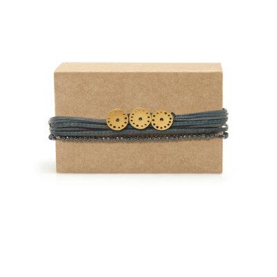 Swirl Bracelet -  -